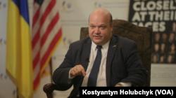 Посол України в США Валерій Чалий