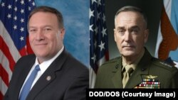Pompeo and Dunford