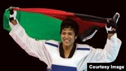 نیکپا په اولمپیکي سیالیو کې د افغانستان یوازینی مډال ګټونکی تکواندو کار دی