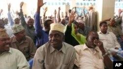 Baarlamaanka Somalia