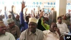 Muqdisho: Xildhibaano ka digay Shirka Nairobi