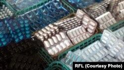 وزارت صحت باوجود تلاش ها تاهنوز قادر به جمع آوری کامل دوا های بی کیفیت از بازار نشده است.