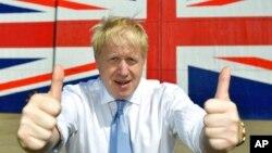 ၿဗိတိန္ဝန္ႀကီးခ်ဳပ္ Boris Johnson (ဇြန္၊ ၂၇၊ ၂၀၁၉)