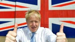 Brexit ဟာ စီးပြားေရးအခြင့္အလမ္းႀကီးျဖစ္တယ္လို႔ Boris Johnson ေျပာၾကား