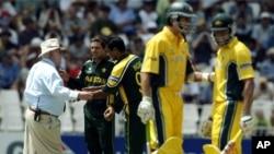 پاکستان کوارٹر فائنل میچ بھارت میں نہیں کھیل سکے گا