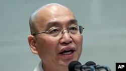 대북 인권단체 '좋은 벗들'의 이사장 법륜 스님(자료사진)