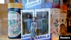 Kada je Joe Biden izabrao Kamalu Harris za svoju potpredsjednicu, u prodavnicama se pojavila lutka - Kamala.