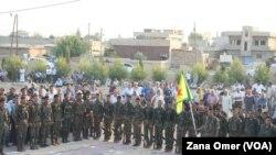 Şervanên YPGê