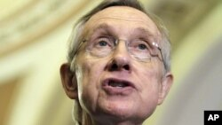 Senate Majority Leader Sen. Harry Reid (file photo)