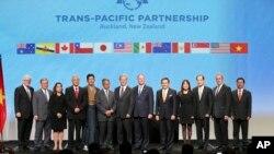 El tratado de comercio TPP se firmó en febrero de 2016 entre 13 países incluído Estados Unidos, pero encontró fuerte oposición de los republicanos en el Congreso.