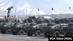 ANA vehicles
