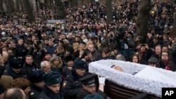 Murder Of Boris Nemtsov Condemned