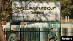 Zimbabwe Magistrates Court
