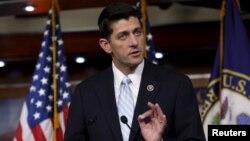 Paul Ryan bersedia mencalonkan diri sebagai Ketua DPR AS, jika mendapat dukungan fraksi Partai Republik (foto: dok).
