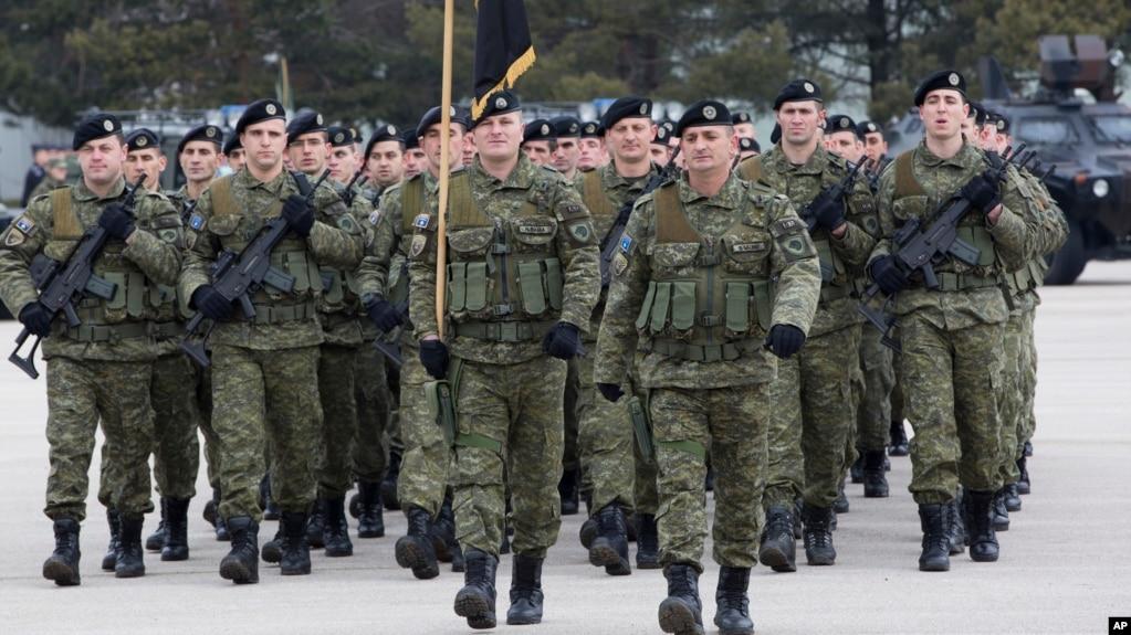 Kosova përgatitet për votimin e ushtrisë