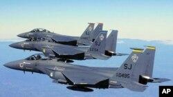 ເຮືອບິນລົບ F15SA ທີ່ສະຫະລັດ ຈະຂາຍໃຫ້ແກ່ຊາອຸດີອາຣາເບຍ