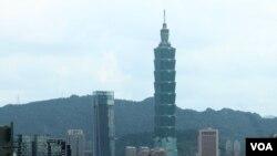 资料照:台北101大楼