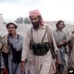 ນາຍ Bin Laden ຂະນະນໍາພາ ລູກນ້ອງ