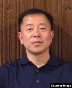 1989年参加了学运的清华学生现经济学者李恒青(李恒青提供)