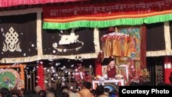 Amdo Ngaba held public celebrations to mark the Dalai Lama's 80th birth