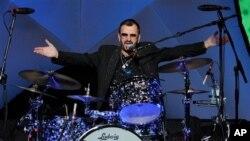 El músico Ringo Starr continúa haciendo presentaciones con su banda All-Starr Band.
