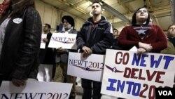No son las elecciones presidenciales, pero si se consideran lo más cercano a lo que llegará en noviembre de 2012.