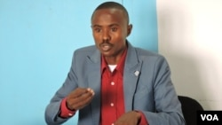 Tresor Nzila Kendet, directeur Exécutif de l'Observatoire Congolais des Droits de l'Homme (OCDH)