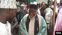 Cheick Boikary Fofana, guide suprême de la communauté musulmane en Côte d'Ivoire. (Archives)