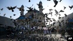 در شماری از مظاهرات اخیر در کابل برضد ملاها نیز شعار داده شد