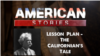 Lesson Plan on The Californian's Tale