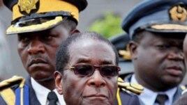 Umongameli Robert Mugabe (file photo)