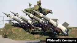 Hệ thống tên lửa phòng không Pechora.