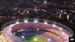 2012年倫敦奧運會舉行開幕式的主運動場