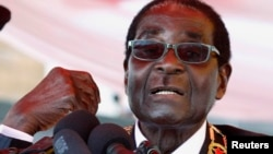 President Robert Mugabe, who has ruled Zimbabwe for over 34 years, will be 94 years old in 2018.