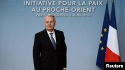Jean-Marc Ayrault, Paris, France, le 3 juin 2016.