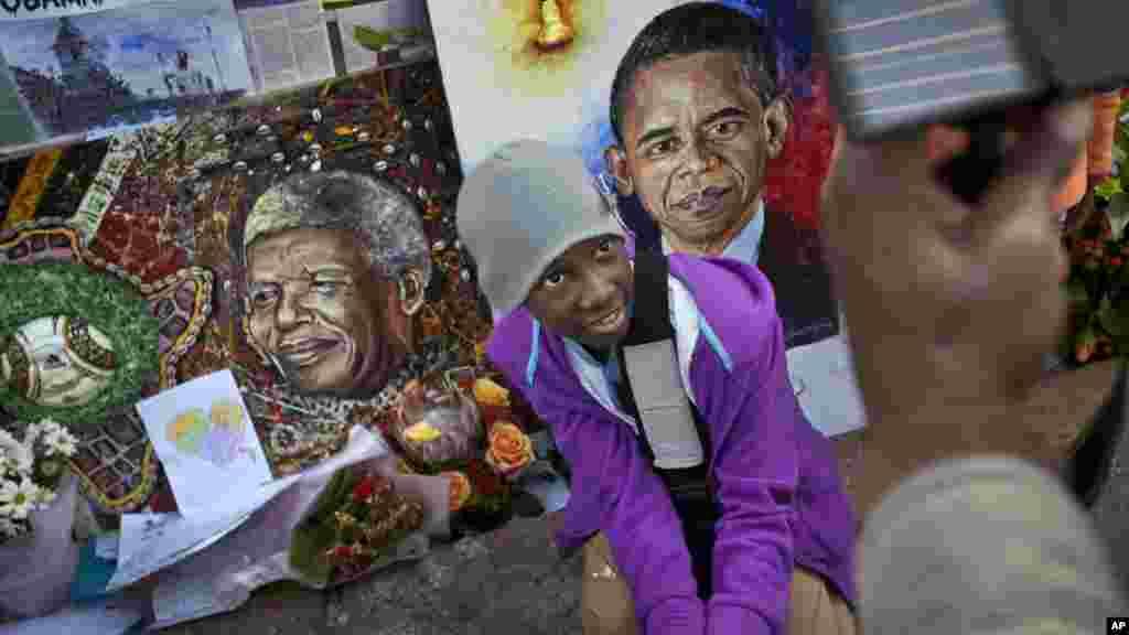 Africa Obama Mania (Africa do Sul)