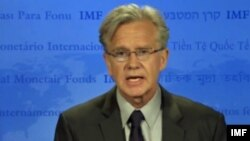 Gerry Rice, porta-voz do FMI