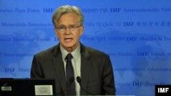 Gerry Rice, director de Relaciones Externas del FMI, recibió con beneplácito el anuncio de que Argentina se someterá al análisis anual de sus finanzas.