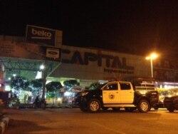 Capital Hypermarket ေပါက္ကြဲမႈ ႀကီးမားထိခိုက္မႈမရွိ