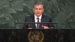 Prezident Shavkat Mirziyoyevning BMTda qilgan nutqi (rus tilida)