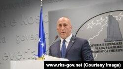 Ramuš Haradinaj, premijer Kosova u ostavci