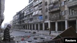 Tình trạng Syria hiện nay giống tình trạng hơn bốn thiên niên kỉ trước.
