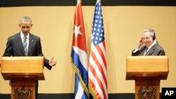 عادیسازی رابطه دو کشور بعد از سفر اوباما به هاوانا شدت گرفت.