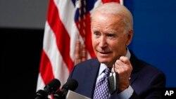 Umongameli Joe Biden weMelika