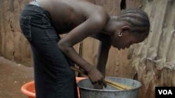Africans often face lack of clean water and sanitation. (Credit: Save the Children)