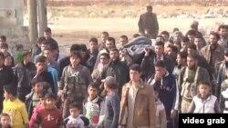 Gundê El-Îs dema doh dûşemê 7î adarê ji aliyê el-Nusre de hatî kontrol kirin.