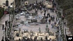 په مصر کې روان بحران په مطبوعاتو کې