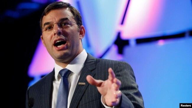 Dân biểu Mỹ Justin Amash.