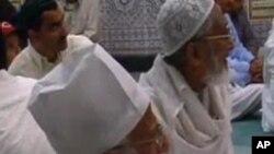 عید الفطر کے موقع پر اوباما کا مسلمانوں کونیک خواہشات کا پیغام