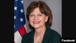 Helen La Lime, Reprezantan Espesyal Òganizasyon Nasyon Zini ann Ayiti.